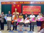 Clausuran concurso de escritura sobre historia de relación especial Vietnam-Laos