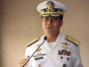 Destituye Filipinas a comandante de fuerzas navales