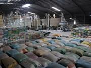 Exportaciones de arroz de Vietnam sobrepasan expectativas