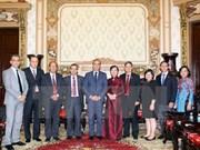 Ciudad Ho Chi Minh por impulsar nexos con localidades marroquís