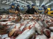 Venta de pescado Tra de Vietnam en 2017 logra resultado alentador