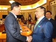 Ciudad Ho Chi Minh y Dell Tecnologies estrechan cooperación