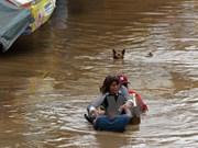 Asciende a 200 el número de muertos por la tormenta Tembin en Filipinas