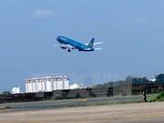 Recomendaciones de aerolíneas vietnamitas ante llegada de tifón Tembin