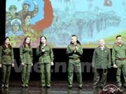Resaltan la gloriosa tradición del Ejército Popular de Vietnam en su aniversario de fundación