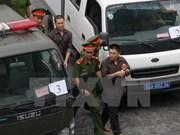 Emiten sentencias contra grupo terrorista en Vietnam