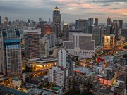 Tailandia aumenta previsión de crecimiento para 2017 y 2018
