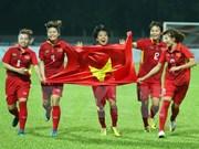 Vietnam jugará torneo amistoso de fútbol femenino en China