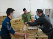Reducen número de contrabando en Vietnam en 2017