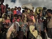 Los primeros rohingyas serán repatriados a Bangladesh en enero de 2018