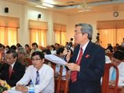 Buscan cambios innovadores en interpelaciones de Consejos Populares de Vietnam