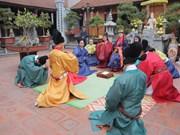 Promueven en Vietnam la preservación de trajes tradicionales