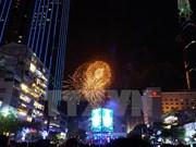 Vietnam saluda el Año Nuevo con nutridas actividades de recreación