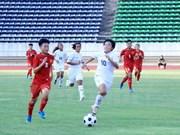 Futbolistas femeninas vietnamitas aceleran preparativos para Copa Asiática
