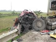 Vietnam registra 67 muertos por accidentes de tráfico en días festivos por Año Nuevo