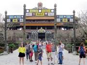 Conjunto de Monumentos de Hue recibe a más 30 mil visitantes en días festivos por Año Nuevo