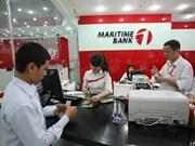 Maritime Bank recibe premio de Visa para tarjeta de crédito