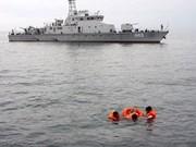 Armadas de Vietnam y Camboya realizan patrullaje conjunto