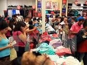 Registran tendencia alcista de gastos de consumidores de ASEAN