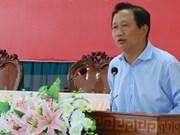 Juicio contra Trinh Xuan Thanh y cómplices: no existe zona segura en lucha contra corrupción