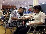 Vietnam urge a donar sangre del tipo O