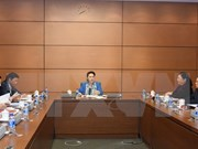 Vietnam continúa preparativos para XXVI Reunión del Foro Parlamentario Asia-Pacífico