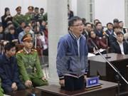 Inician juicio de primera instancia contra Trinh Xuan Thanh y cómplices