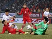 Seleccionan a futbolistas vietnamitas para ronda final de Campeonato Asiático sub-23