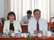 Empresa de Hongkong muestra interés en invertir en provincia survietnamita