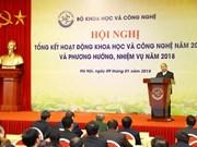 Ciencia y tecnología deben contribuir a elevar eficiencia económica, dijo premier vietnamita