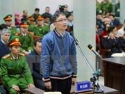 Opinión pública respalda juicio contra Trinh Xuan Thanh