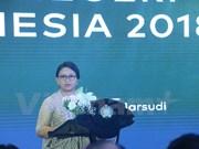ASEAN: prioridad en política exterior de Indonesia en 2018