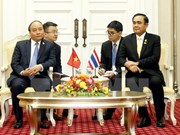 Premieres de Vietnam y Tailandia dialogan al margen de Cumbre Mekong- Lancang