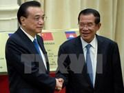 Camboya y China se comprometen a ampliar la cooperación bilateral