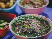 """Pho"" vietnamita entre platos a probar por turistas"