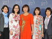 Científicas vietnamitas reciben premios L'Oreal-UNESCO 2017 a Mujeres en Ciencia