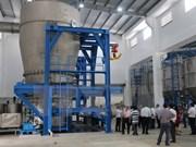 Inaugurada la primera fábrica de fertilizante inteligente en Vietnam
