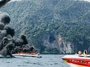 Al menos 16 heridos en explosión de lancha en Tailandia