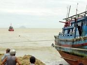 Fuerzas de guardia fronteriza de provincia vietnamita fomenta respaldo a pescadores