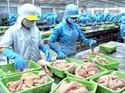 Vietnam fija meta para exportación de productos acuáticos en 2018