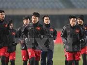 Vietnam busca boleto para cuarto final del Campeonato Asiático Sub-23
