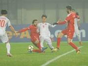 Fútbol: Equipo sub23 de Vietnam gana boleto para los cuartos de final