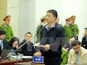 Dinh La Thang pide disculpas al pueblo por sus violaciones en PVN