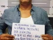 Paquistaní arrestado en Tailandia por presuntos vínculos con EI