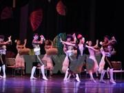 Actuarán en Vietnam ballet Carmen Suite