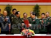 Ejércitos de Vietnam y Camboya fortalecen cooperación