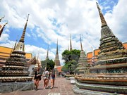 Tailandia recibe número récord en turistas extranjeros