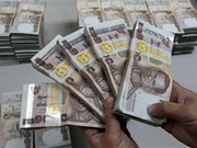 Exportadores tailandeses enfrentan dificultades ante aumento del valor de moneda nacional