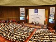 Delegados internacionales destacan el tema de la APPF-26