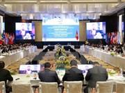 Máximo dirigente partidista de Vietnam recibe a jefes de delegaciones participantes en APPF 26